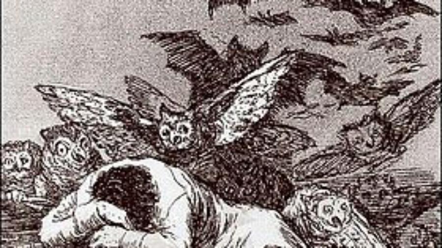 «Сон разума рождает чудовищ» Ф.Гойя